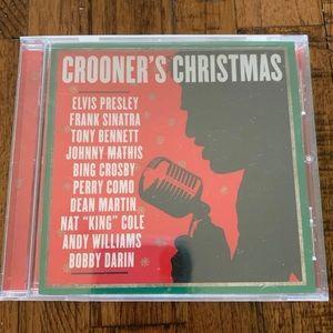 3/$10 NEW Christmas CD crooners